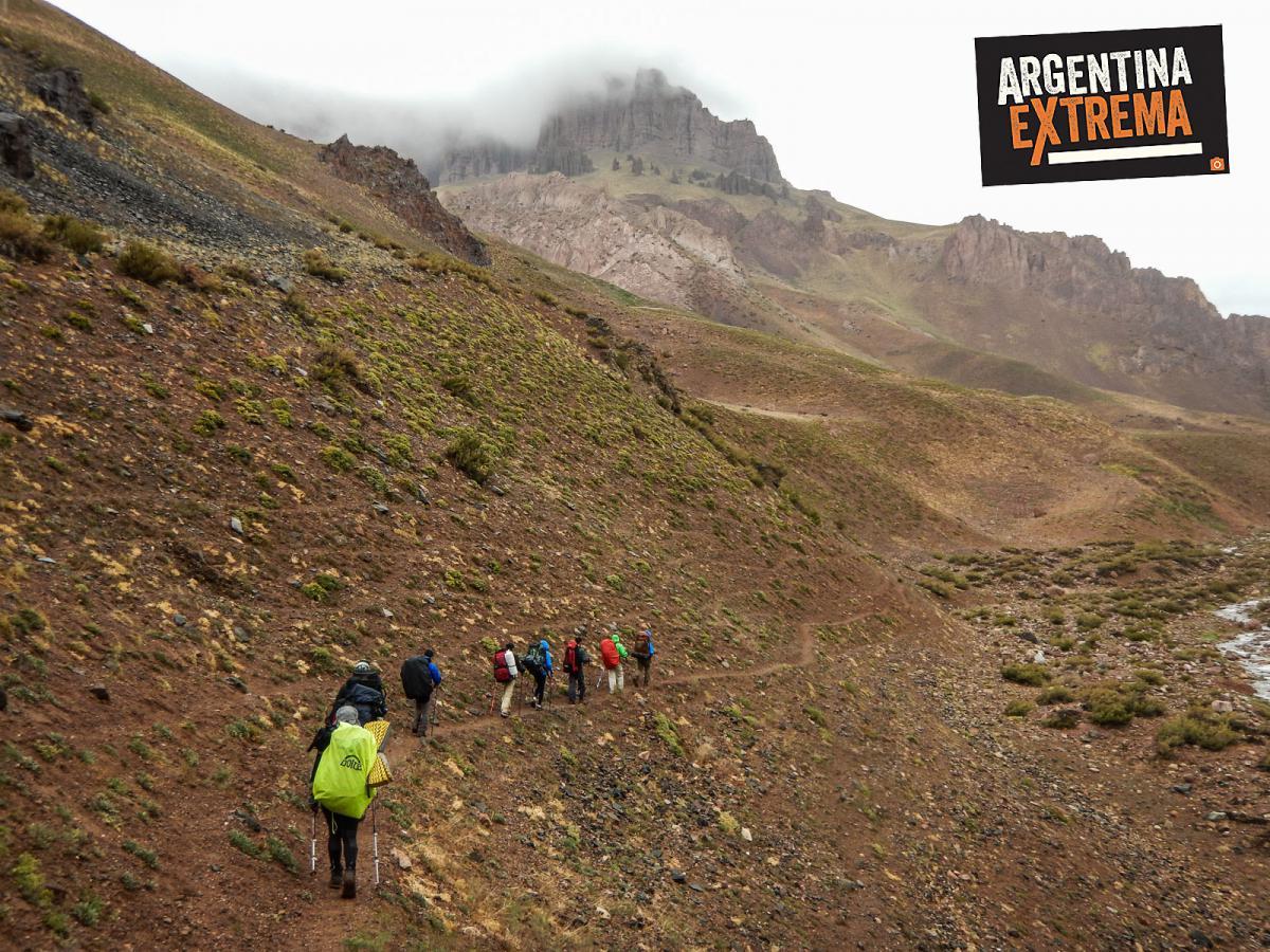 trekking vuelta al cerro penitentes mendoza 717