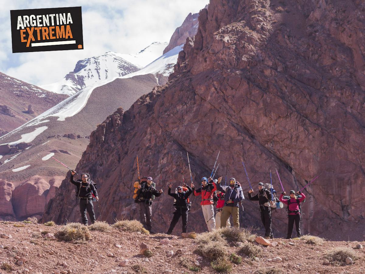 trekking vuelta al cerro penitentes mendoza 738