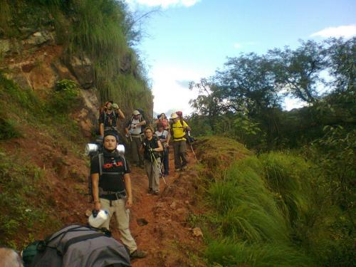 trekking yungas a valles calchaquies salta409