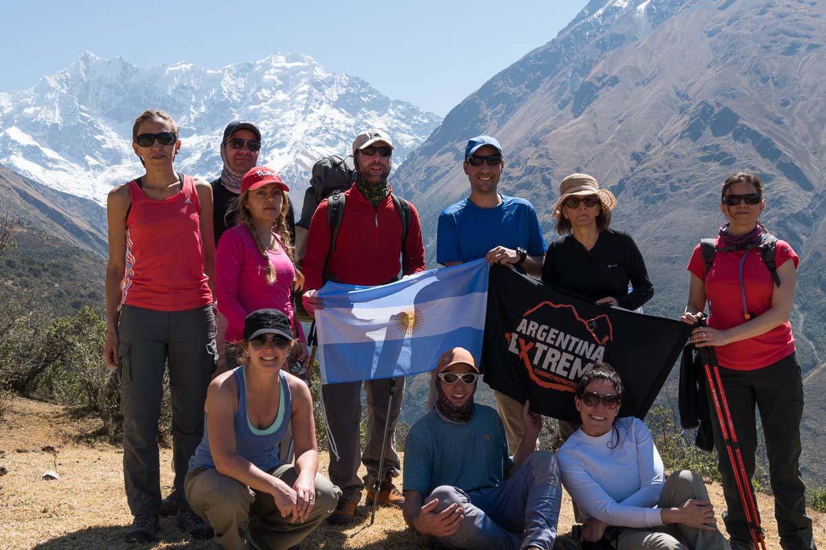 vacaciones de invierno trekking a machu picchu por salkantay cusco peru 002