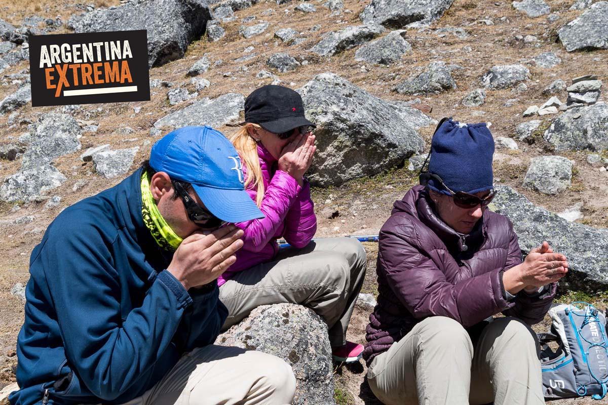 vacaciones de invierno trekking a machu picchu por salkantay cusco peru 966