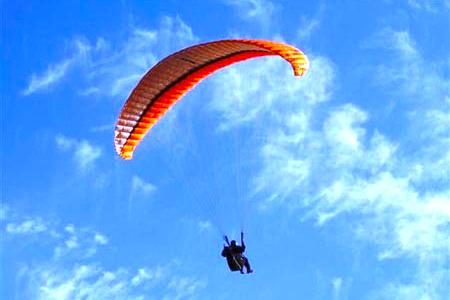 vuelo bautimo parapente aex 1
