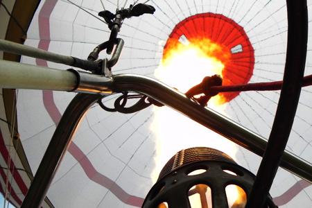 vuelo en globo aex 2