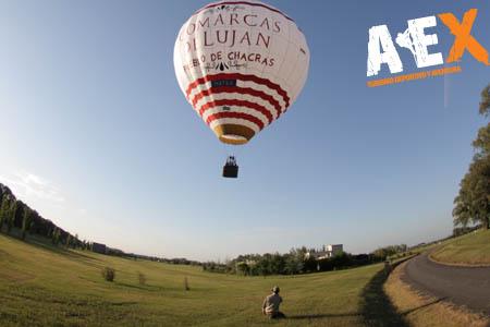 vuelo en globo aex 4