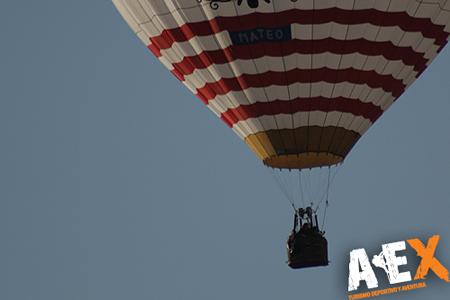 vuelo en globo aex 7