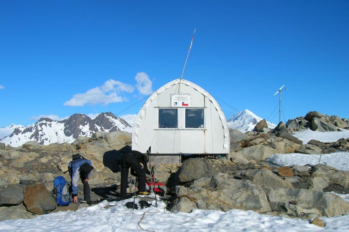 vuelta a los hielos continentales805