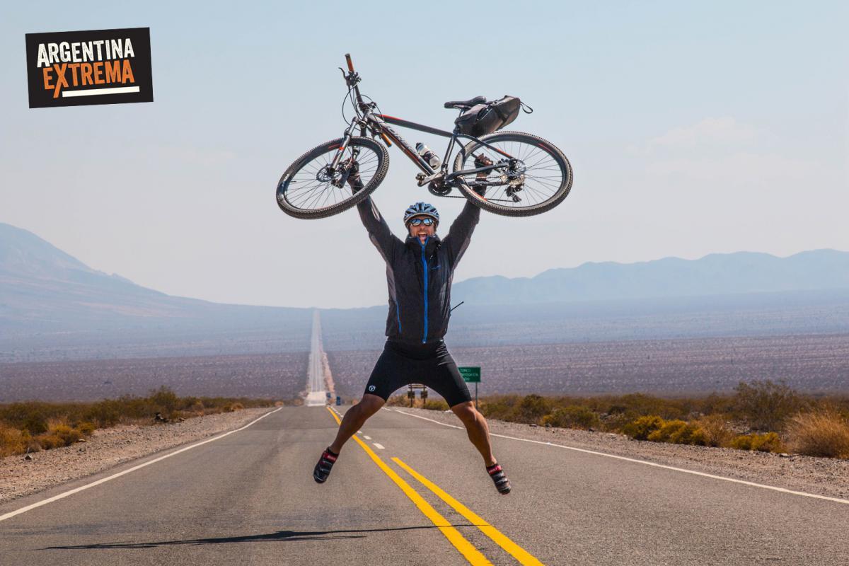 Recta del Tim Tin - Cruce Parque Nacional los Cardones - Mtb